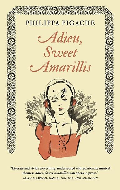Adieu Sweet Amarillis